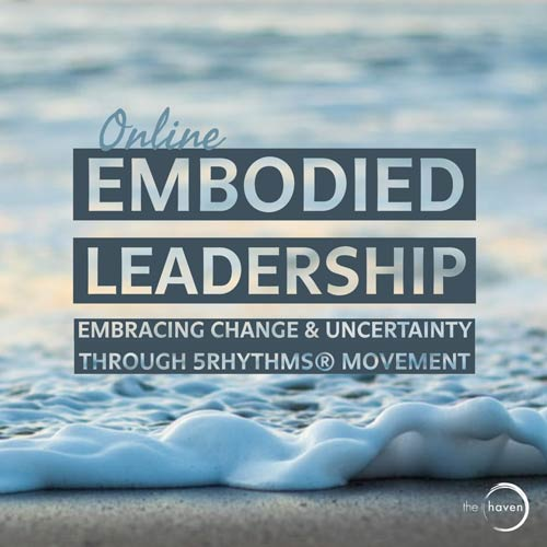 Embodied Leadership Immersion with Bettina Rothe September 2020